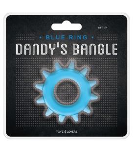 DANDY'S BANGLE GET UP COCKRING BLUE