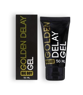 GEL RETARDANTE BIG BOY GOLDEN DELAY GEL 50ML
