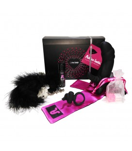 ADRIEN LASTIC PASSIONATE NIGHT GIFT PACK SPANISH