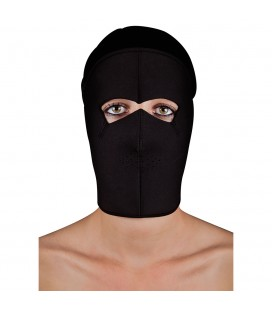 OUCH! EXTREME NEOPRENE MASK BLACK