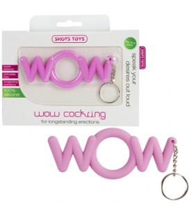 WOW COCKRING PINK