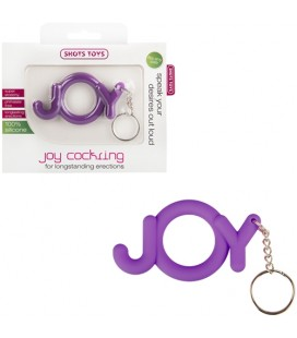 JOY COCKRING PURPLE