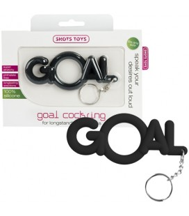 GOAL COCKRING BLACK