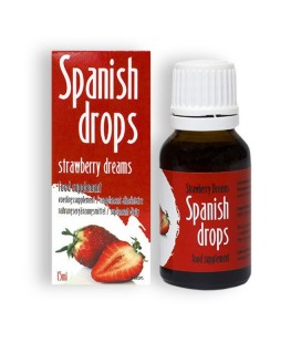 GOTAS SPANISH DROPS FRESA 15ML