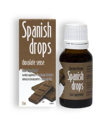 SPANISH FLY CHOCOLATE SENSATION DROPS 15ML