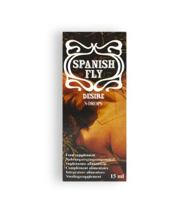 SPANISH FLY DESIRE DROPS 15ML