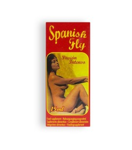 GOTAS SPANISH FLY PASIÓN INTENSO 15ML