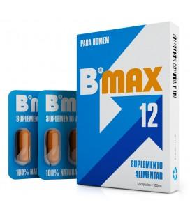 B'MAX 12 CAPSULES