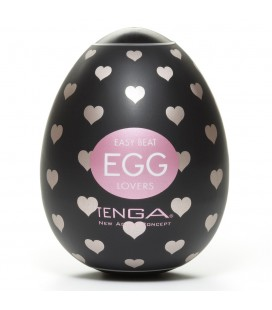 PACK WITH 6 TENGA EGG LOVERS MASTURBATORS