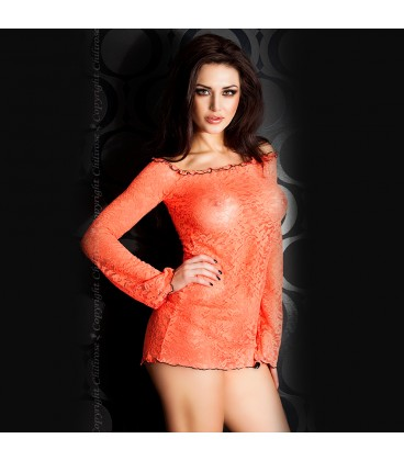 BABYDOLL CR-3339 ORANGE