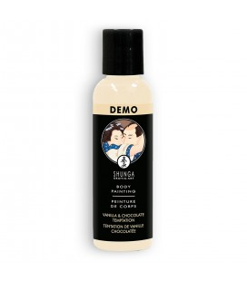SHUNGA WHITE CHOCOLATE BODY PAINTING 60ML