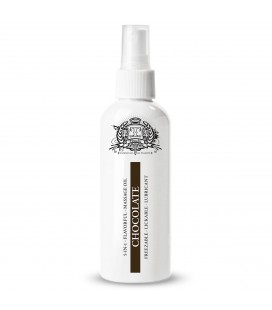 LUBRIFICANTE E ÓLEO DE MASSAGEM TOUCHE ICE CHOCOLATE 80ML