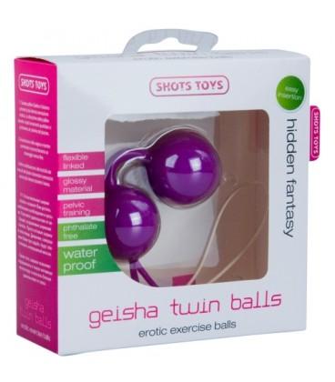 BOLAS GEISHA TWIN BALLS ROXAS