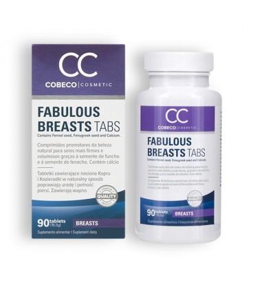 COMPRIMIDOS CC FABULOUS BREASTS TABLETS