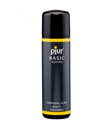 PJUR BASIC PERSONAL GLIDE SILICONE BASED LUBRICANT 250ML
