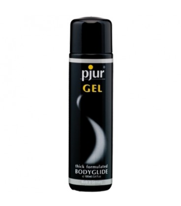 LUBRICANTE DE BASE SILICONA PJUR GEL 100ML