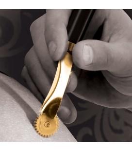WARTENBERG WHEEL FETISH FANTASY GOLD