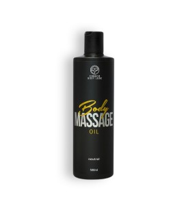 ÓLEO DE MASSAGEM COBECO BODY MASSAGE OIL 500ML