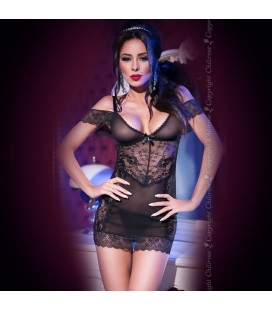 BABYDOLL AND STRING CR-4161