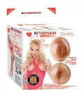 INFLATABLE LOVE DOLL WITH VIBRATING EGG CARMEN LUVANA'S PUSSY AND ASS