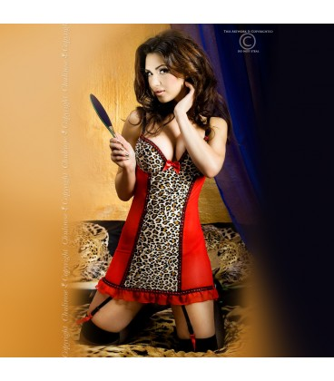 BABYDOLL AND STRING CR-3313