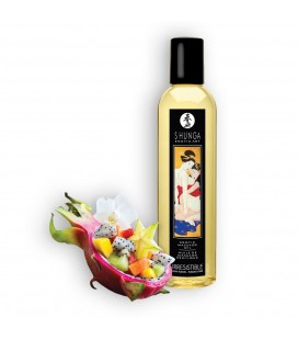 SHUNGA MASSAGE OIL IRRESISTIBLE ASIAN FUSION 250ML