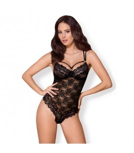 OBSESSIVE 860-TED TEDDY BLACK