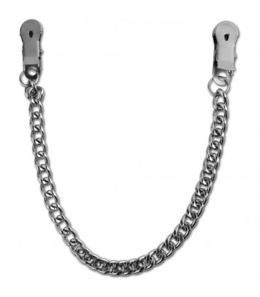 PINZAS PARA PEZONES TIT CHAIN CLAMPS FETISH FANTASY SERIES