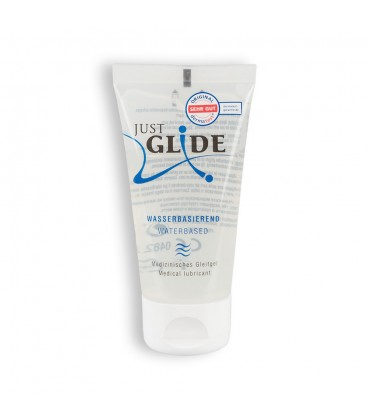 JUST GLIDE WATER BASED LUBRICANT 50ML