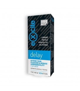 GEL RETARDANTE EXCITE MAN DELAY 15ML