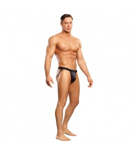 MALE POWER SATIN JOCK SLIP