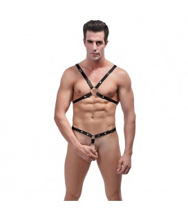 ARNÉS CORPORAL RIP OFF HARNESS SET MALE POWER