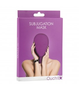 SUBJUGATION MASK PURPLE