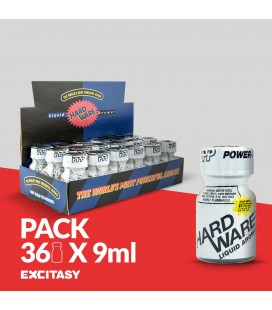 PACK CON 36 PWD HARDWARE 9ML
