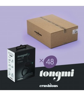 48 PACK TONGMI SILICONE COUPLE VIBRATOR CRUSHIOUS