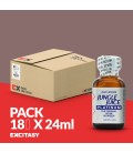 PACK WITH 18 JUNGLE JUICE PLATINUM 24ML