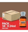 PACK WITH 18 IRON HORSE 24ML