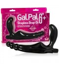 GAL PAL STRAPLESS STRAP-ON BLACK