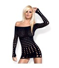 OBSESSIVE DRESS ROCKER BLACK