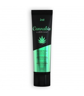 INTT CANNABIS FLAVOURED LUBRICANT 100ML
