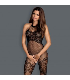 OBSESSIVE G319 BODYSTOCKING BLACK