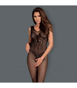 OBSESSIVE G315 BODYSTOCKING BLACK