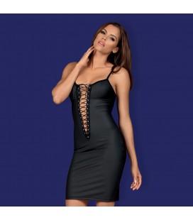 OBSESSIVE REDELLA DRESS BLACK