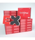 50 BOXES OF 144 RED STRAWBERRY CONDOMS UNILATEX