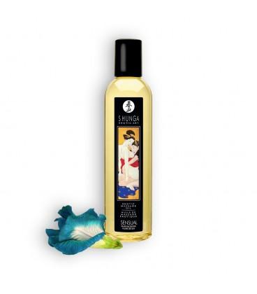 SHUNGA MASSAGE OIL SENSUAL ISLAND BLOSSOM 250ML