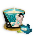 SHUNGA SENSUAL MASSAGE CANDLE ISLAND BLOSSOM 170ML