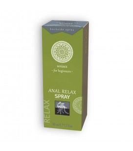 SHIATSU™ ANAL RELAX SPRAY BEGINNERS 50ML