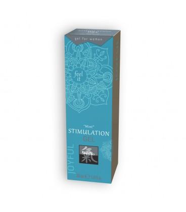 SHIATSU™ MINT STIMULATING GEL 30ML