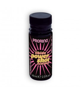 PRORINO LIBIDO POWER SHOT FOR HER WITH DAMIANA 60ML