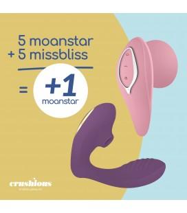 BUY 5 MOANSTAR + 5 MISSBLISS AND GET A FREE MOANSTAR